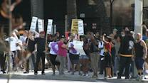 George Zimmerman case: LAPD reinstates tactical alert due to protests