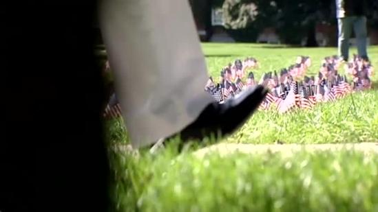 Vt. military college marks 9/11