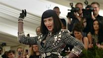 Met Costume Gala 2013: Stars show off punk side