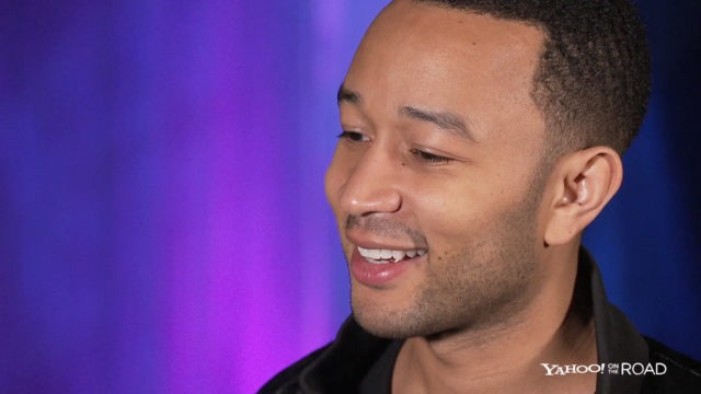 John Legend - On The Road Interview
