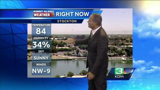 Dirk Verdoorn's Thursday NorCal Forecast 7.3.14