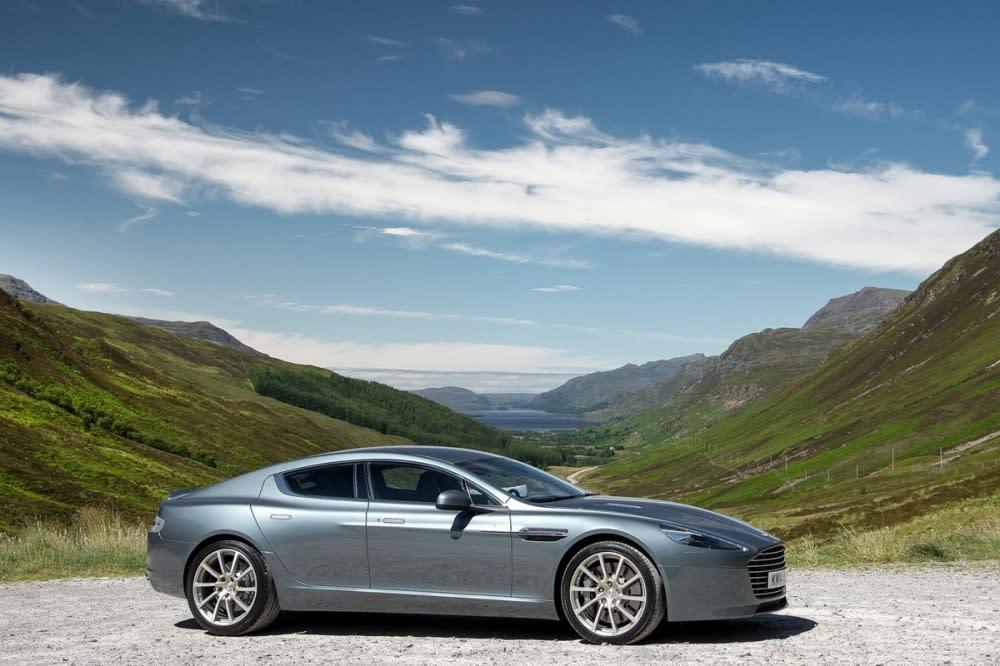 【跑車特企】傳統跑車廠出品之純正四門跑車Aston Marin Rapide S VS Porsche Penamera