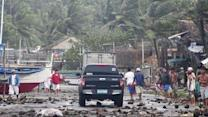 Raw: Over 100 Dead in Philippines Typhoon