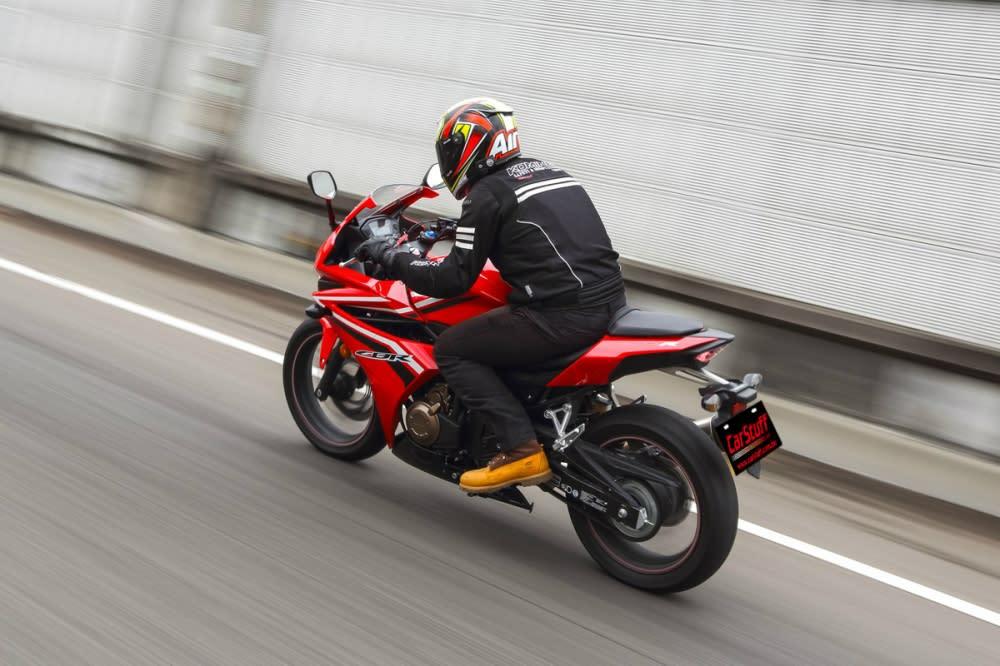 相對更顯細膩的引擎運轉品質,讓人毫不懷疑Honda身為全球最大機車品牌的技術實力