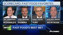 Fast food's best bet