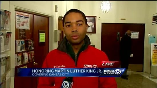 MLK event encourages people to live by King's words