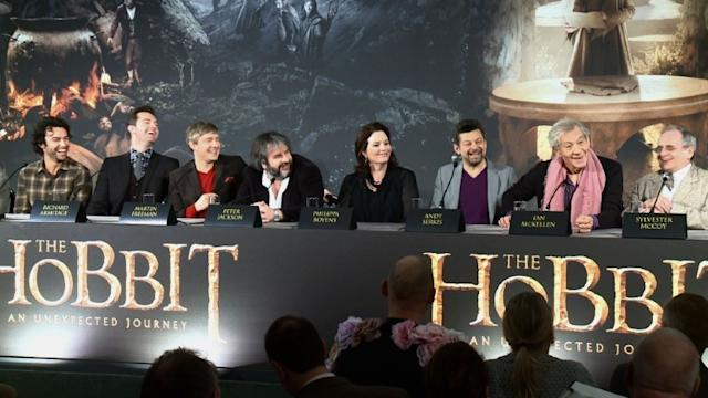 A jornada do Hobbit