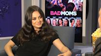 'Potty Mouth' Mila Kunis Raps Eazy-E's Cruisin' Down Tha Street