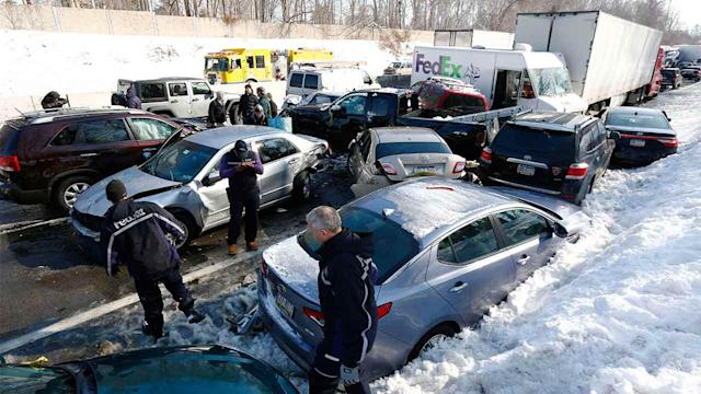 Valentine's Day pileup on Pa. Turnpike exposed gaps, officials say