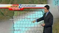 Video-Cast: Weekend Snow?