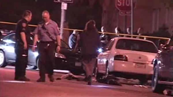 Police-involved shooting in Brooklyn