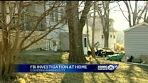 Police, FBI agents gather at Kansas City home