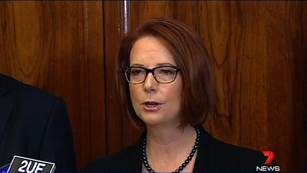 Gillard: 'Hard news for Ford workers'