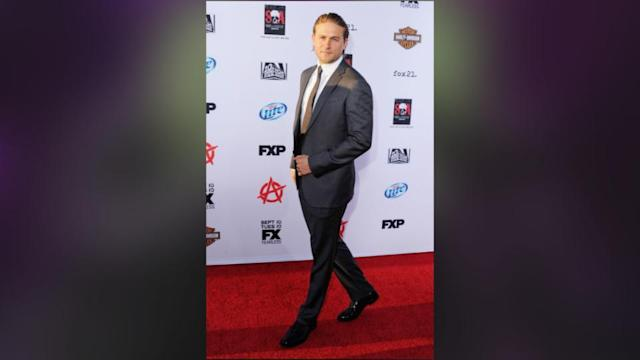 Charlie Hunnam Pulls Out