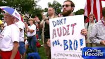 The people speak out against 'out of control' IRS