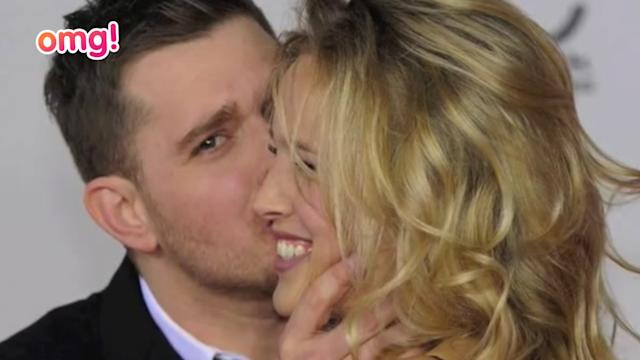 A Buble Baby's on the Way!