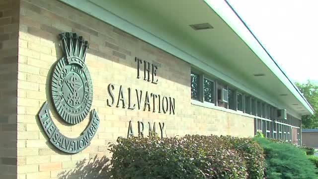 Salvation Army Painting