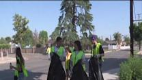 Students Help Keep Kern Clean