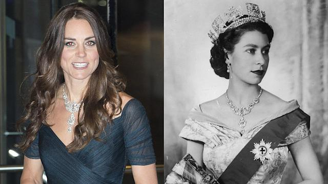 Royal Report: Kate's Makeover Is Off to a Glittering Start