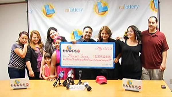 SJ City College student claims $2.3M Powerball prize