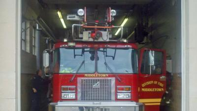 Middletown Discusses Fire Brownouts As Part Of Budget Cuts