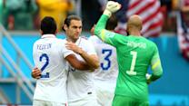 Why the USA lost, still won vs. Germany