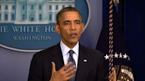 """Obama to GOP: Stop suggesting health care law is """"some grand socialist scheme"""""""