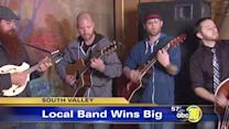 Hanford band Poor Man's Poison hits national stage