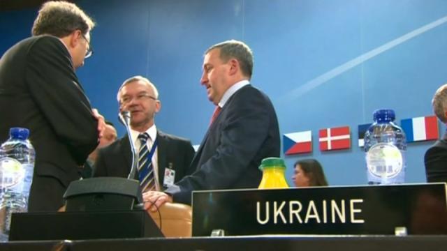 NATO suspends cooperation with Russia over Ukraine crisis