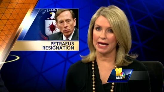 Congress, president not told of Petraeus probe