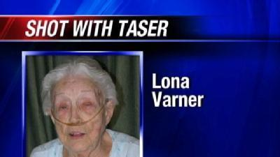 Lawyer For Woman Shot With Taser Talks