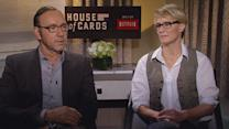 Kevin Spacey And Robin Wright: Why Was Netflix The Right Network For 'House Of Cards'?