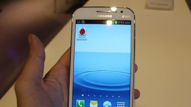 First look: Samsung Galaxy Win