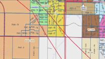 Gas lines affecting local school district boundaries
