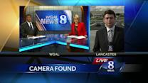 Police searching for man involved in videotaping