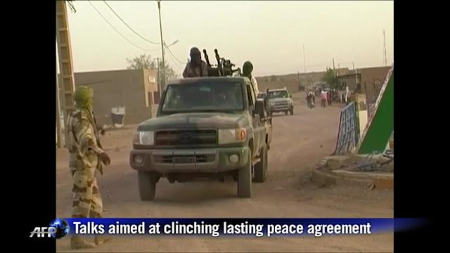 New round of Mali peace talks opens in Algiers