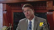 Salary flap becoming headache for McCrory