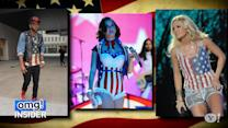 Hollywood's Biggest Celebs Get Fashionably Patriotic