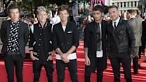 One Direction Premieres 'This Is Us' in London