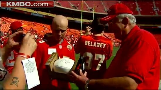 Dream Factory helps teen enjoy Arrowhead experience