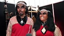 Trekkies tie the knot in Klingon wedding