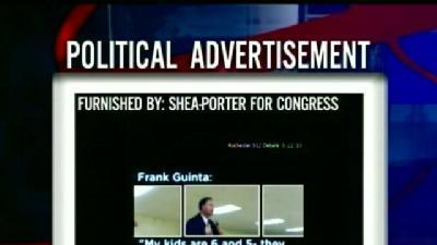 1st Congressional District Debate: Candidates Respond To Ads