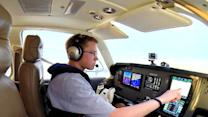 Teen pilot breaks record for flying around the globe