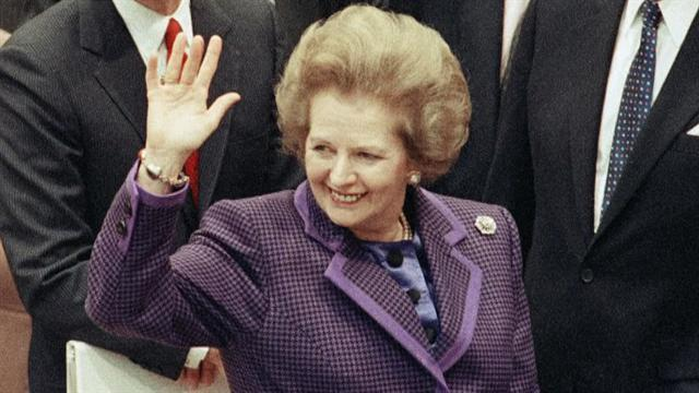Margaret Thatcher remembered by CTM co-hosts