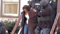 Arrest by U.S. Marshals caught on camera in Delaware County, Pa.
