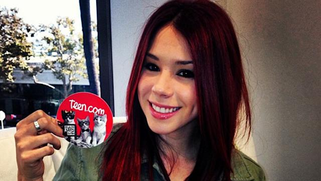 EXCLUSIVE ? JILLIAN ROSE REED TALKS AWKWARD SPOILERS, THE HUNGER GAMES & MORE: TRENDIN? ON TEEN!