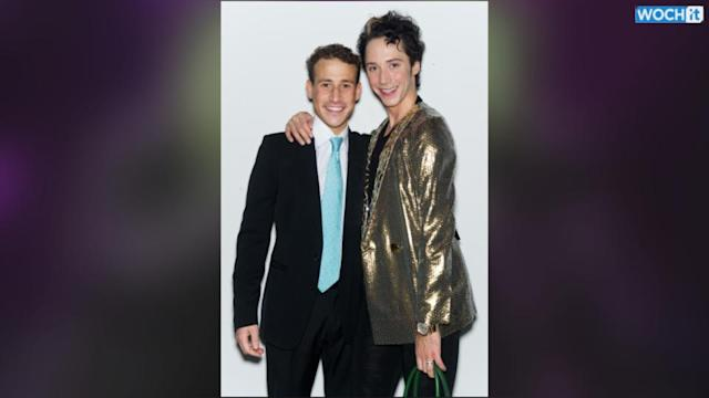 Johnny Weir -- Crying Fit Over Fabergé Egg