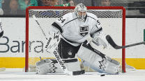 Is there a new class of goalies in the West?