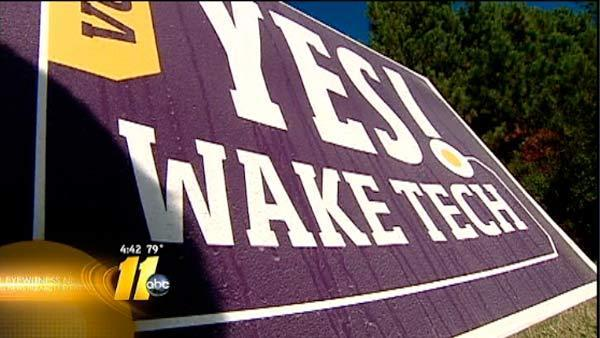 Bond Issue could mean Wake Tech expansion