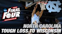 North Carolina Loses Tough Battle With Wisconsin in Sweet 16